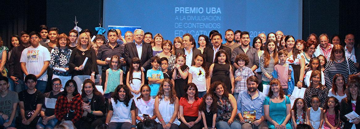 Imagen de la noticia Se entregaron los Premios UBA 2018
