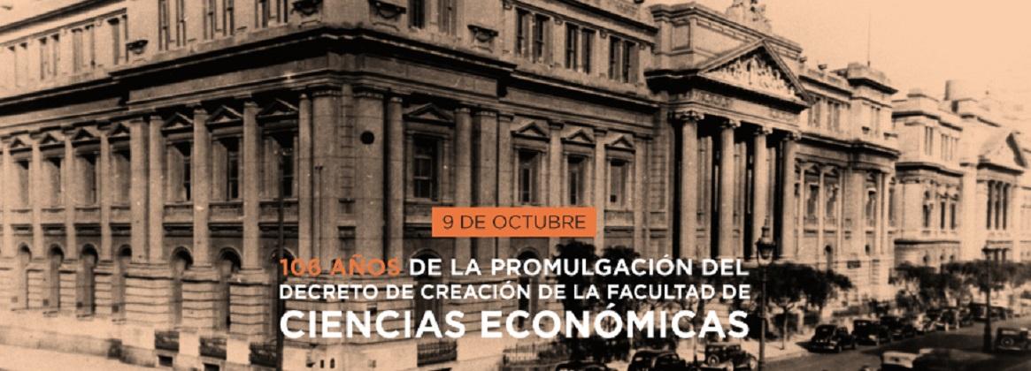 Imagen de la noticia Aniversario de la Facultad de Ciencias Económicas