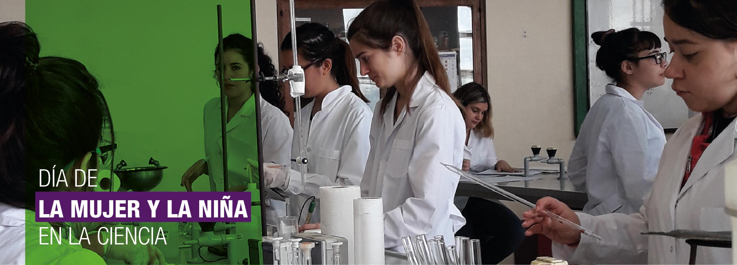 Imagen de la noticia Mujeres con ciencia