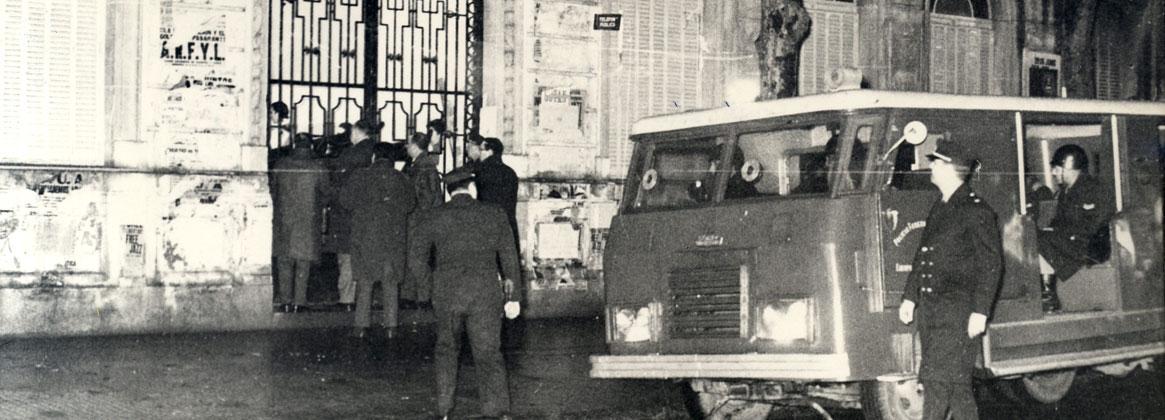Imagen de la noticia >50º aniversario de la Noche de los Bastones Largos