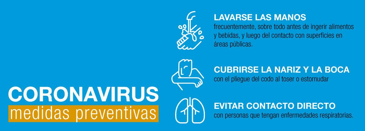 Imagen de la noticia Coronavirus COVID-19