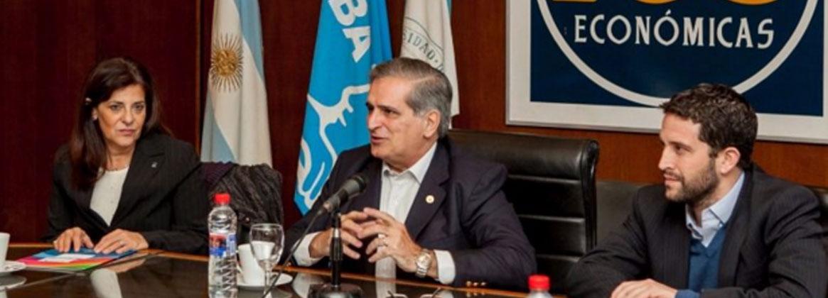Imagen de la noticia >La Facultad de Ciencias Económicas trabajará en conjunto con el Garrahan
