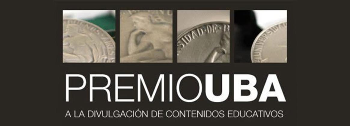 Imagen de la noticia 13º Edición del Premio UBA