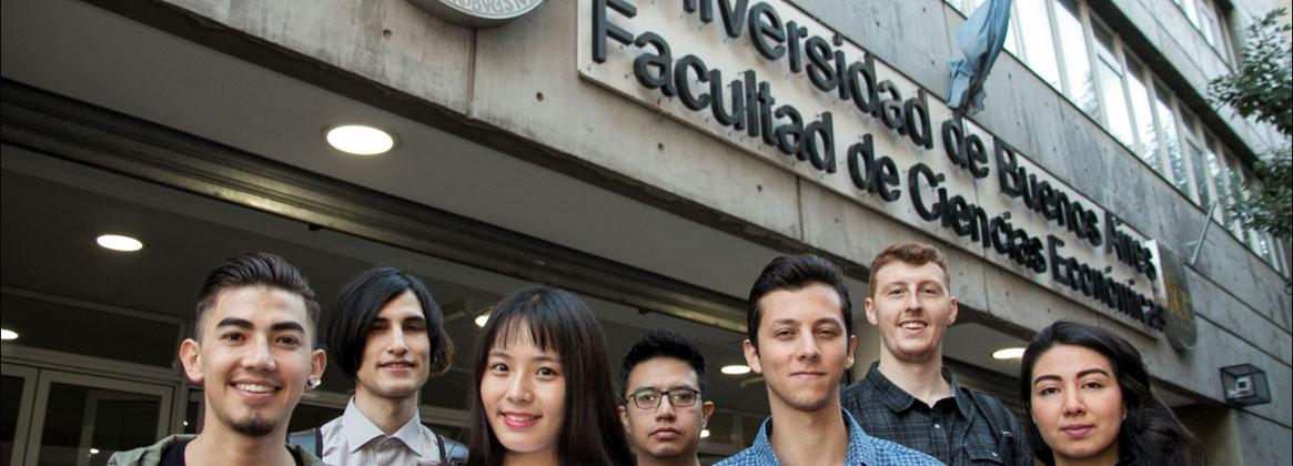 Imagen de la noticia Estudiantes extranjeros en Argentina