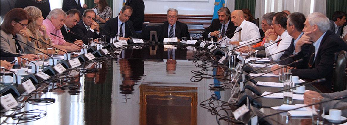 Imagen de la noticia Transmisión online de la sesión del Consejo Superior de la UBA