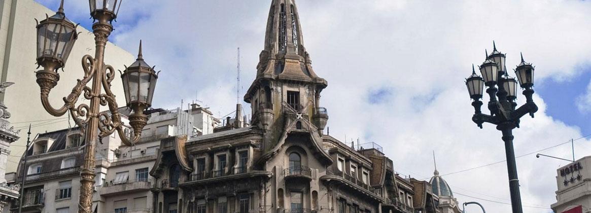 Imagen de la noticia >La UBA encabezará los trabajos de restauración del Edificio del Molino