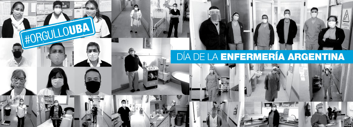 Imagen de la noticia El rector saluda a las enfermeras y enfermeros en su día