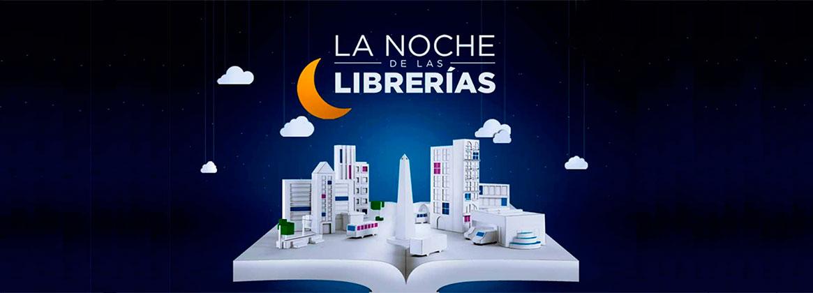 Imagen de la noticia   El Rojas en La Noche de las Librerías