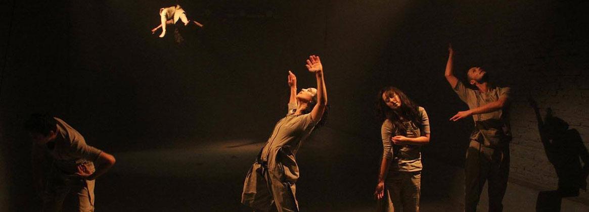 Imagen de la noticia Rastros, danza aérea y contemporánea