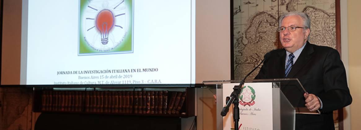 Imagen de la noticia Día de la investigación italiana en el mundo
