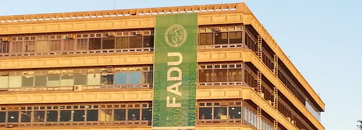 Imagen de la noticia Convenio entre la FADU y el INCAA