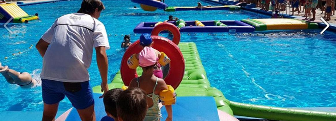 Imagen de la noticia Colonia de vacaciones en el Campo de Deportes de la UBA