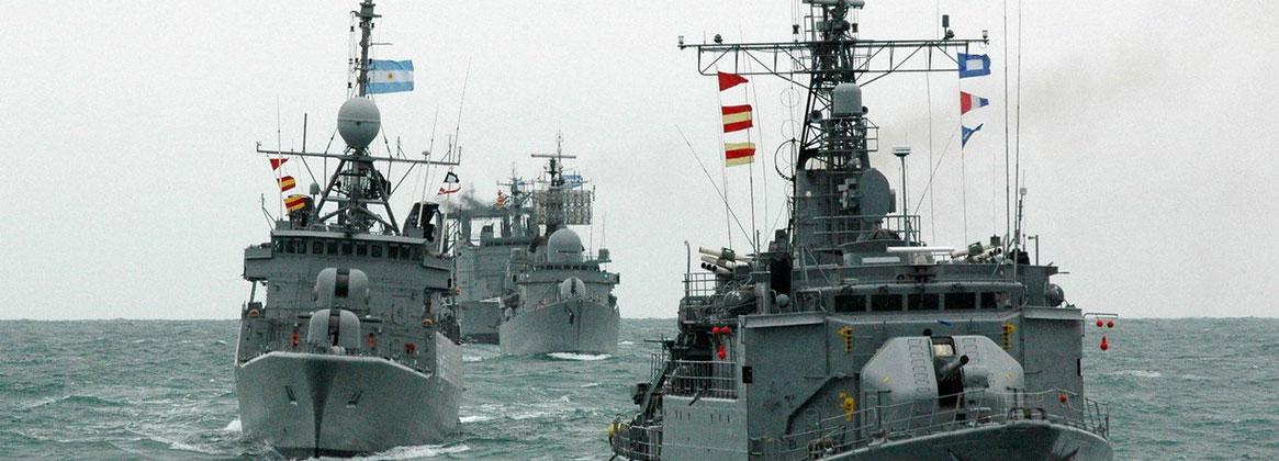 Imagen de la noticia Intereses marítimos de la República Argentina