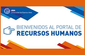 Imagen ilustrativa noticia Nuevo portal de Recursos Humanos de la UBA
