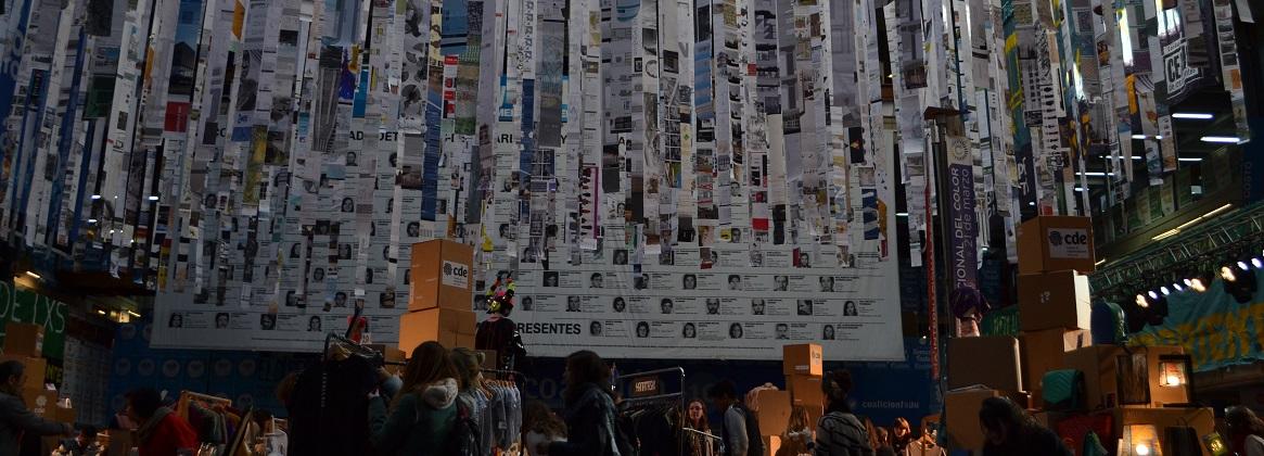 Imagen de la noticia >4º Bienal Nacional de Diseño UBA: despliegue de creatividad