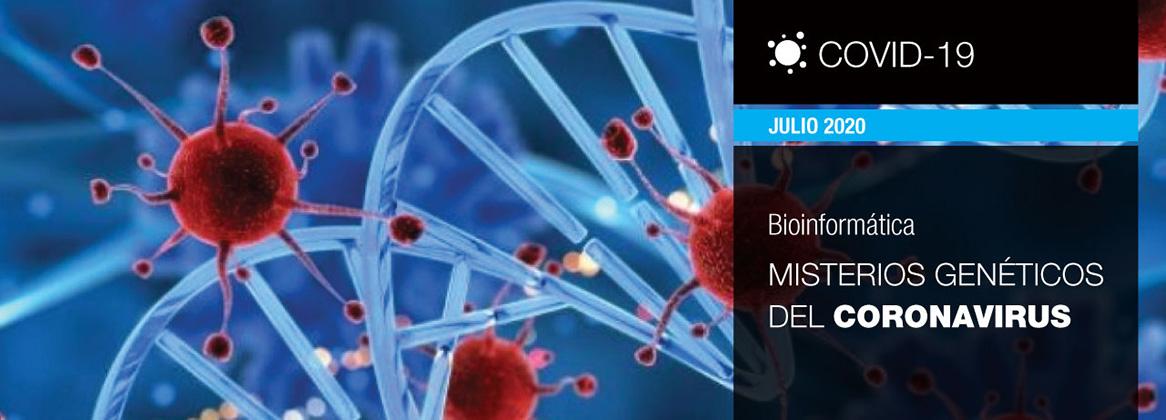 Imagen de la noticia Bioinformática: Dilucidar los misterios del coronavirus