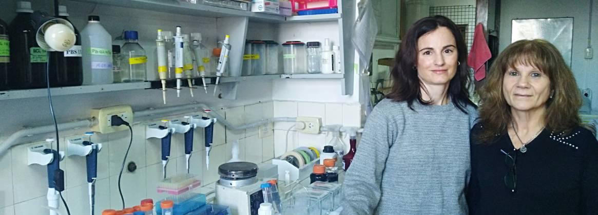 Imagen de la noticia La UBA trabaja en mejorar la calidad de vida de los pacientes con Esclerosis Múltiple