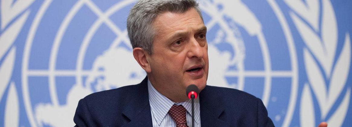 Imagen de la noticia Encuentro con Filippo Grandi