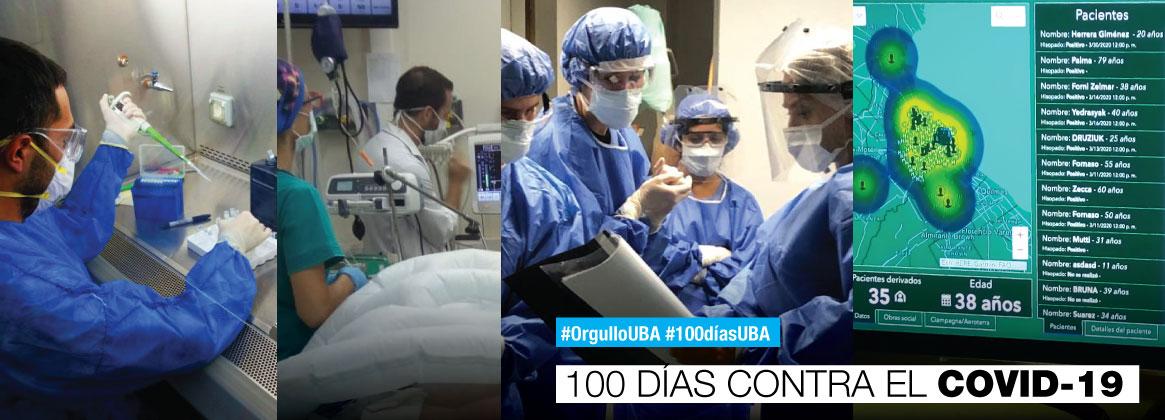 Imagen de la noticia La UBA y el combate contra el Coronavirus
