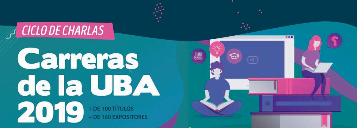 Imagen de la noticia Ciclo de charlas sobre carreras de la Universidad de Buenos Aires