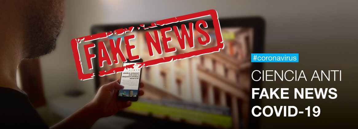 Imagen de la noticia Ciencia Anti Fake News