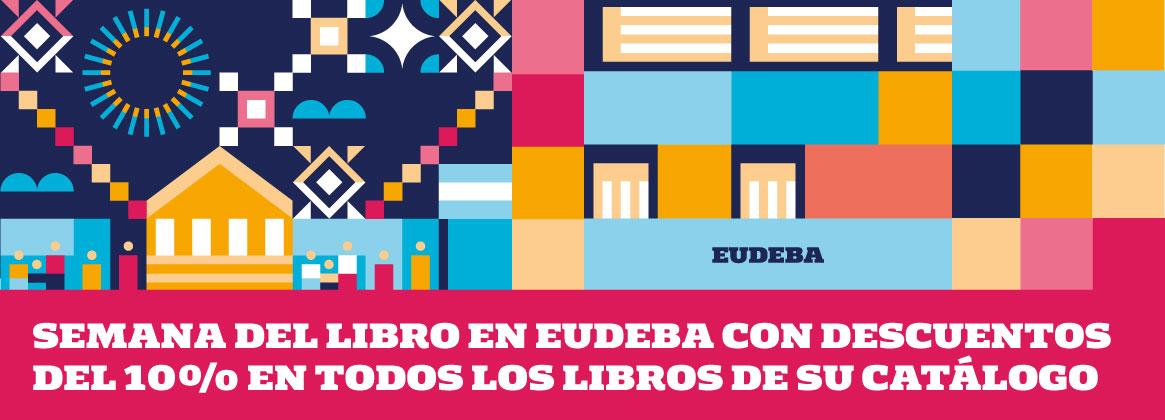 Imagen de la noticia Semana del Libro en Eudeba