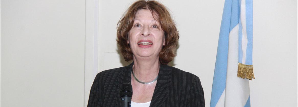 Imagen de la noticia Bárbara Kehm en la UBA
