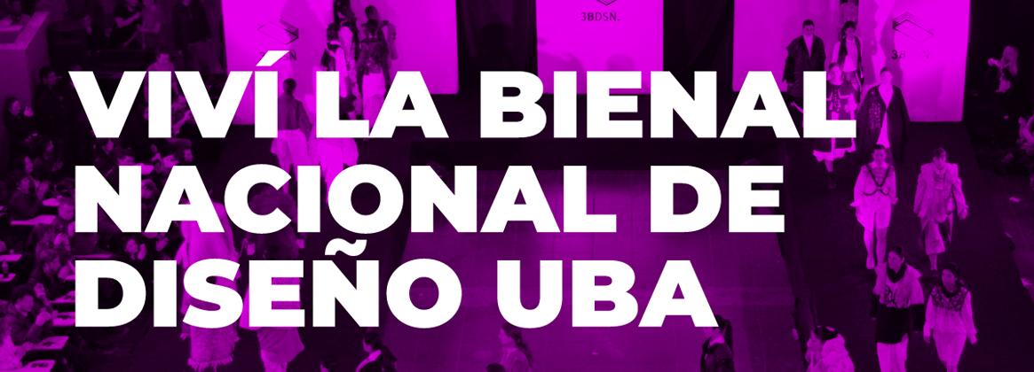 Imagen de la noticia 4° Bienal Nacional de Diseño en la UBA