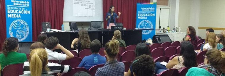 Imagen de la noticia Jornadas de capacitación para tutores