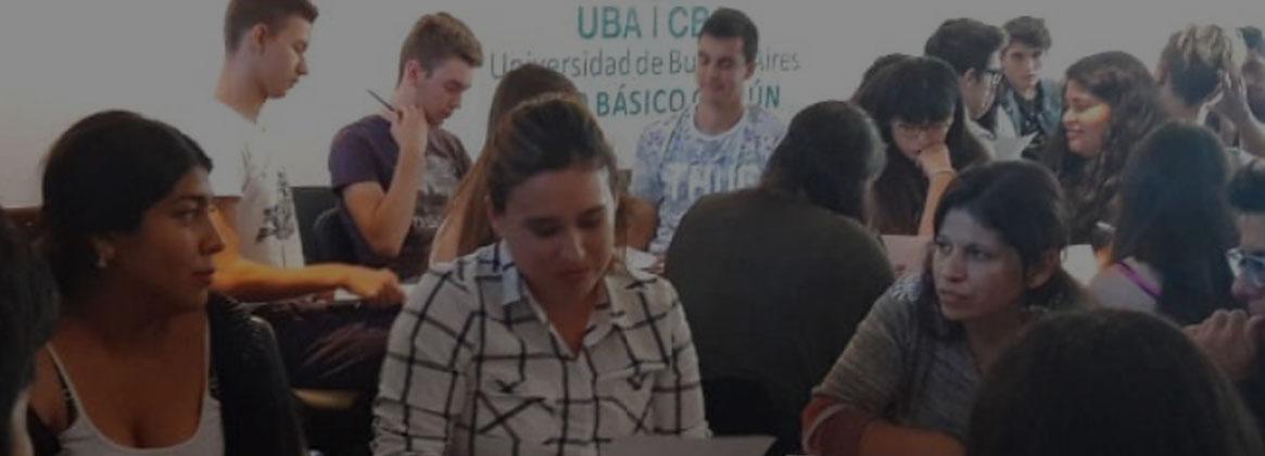 Imagen de la noticia Mi comienzo en la UBA