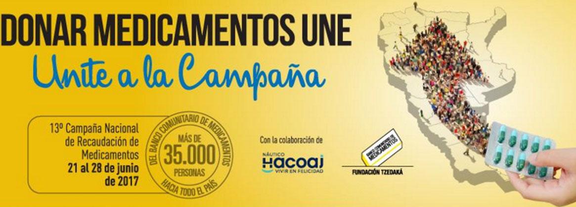 Imagen de la noticia Campaña Anual de Recaudación de Medicamentos