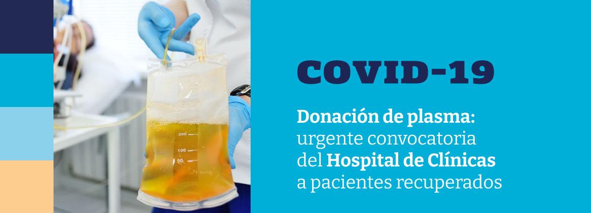 Imagen de la noticia El Clínicas se prepara para la segunda ola de Covid-19