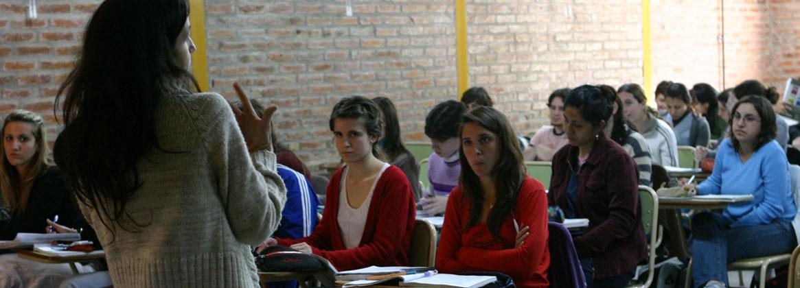 Imagen de la noticia Cuidar la voz en el aula