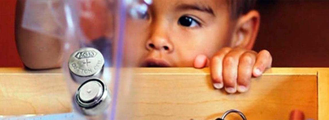 Imagen de la noticia Pilas botón: un riesgo para los más chicos