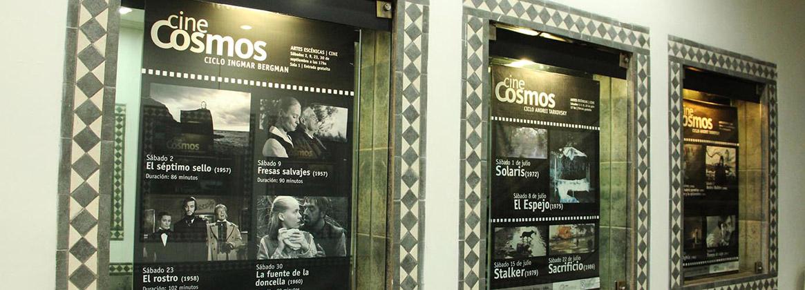 Imagen de la noticia >Cartelera en el cine Cosmos