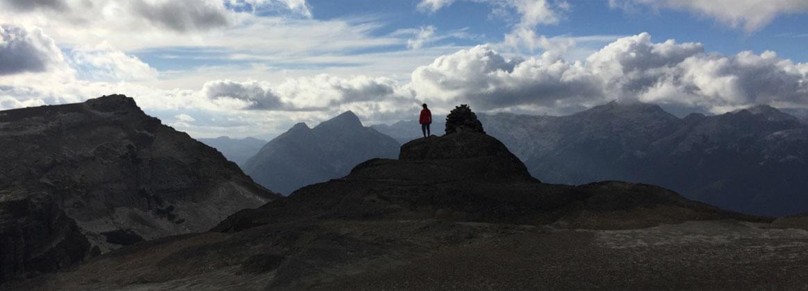 Imagen de la noticia >Curso de trekking y travesía de montaña