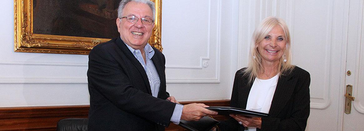 Imagen de la noticia Acuerdo de la UBA e Italia