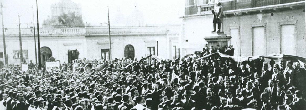 Imagen de la noticia Centenario de la Reforma Universitaria