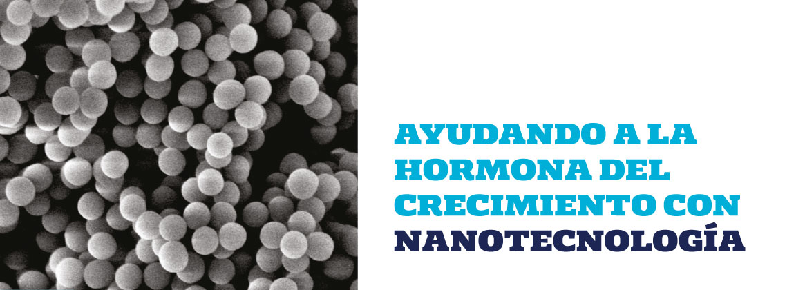 Imagen de la noticia Ayudando a la hormona del crecimiento con nanotecnología