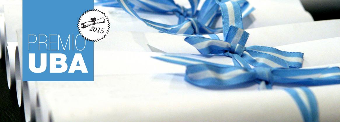 Imagen de la noticia 9º edición del Premio UBA