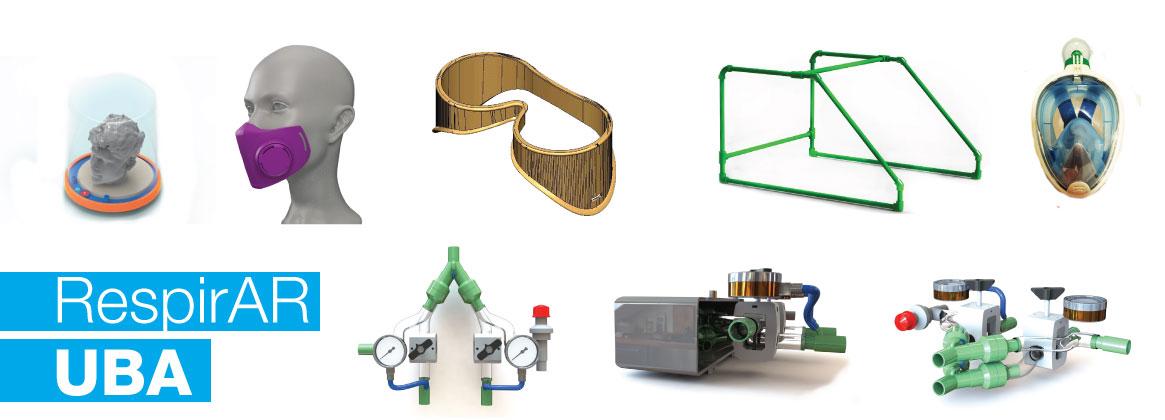 Imagen de la noticia La UBA diseña y produce insumos y equipamiento médico
