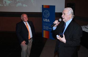 imagen de la noticia El Rector entregó los Premios UBA a la divulgación de contenidos educativos y culturales