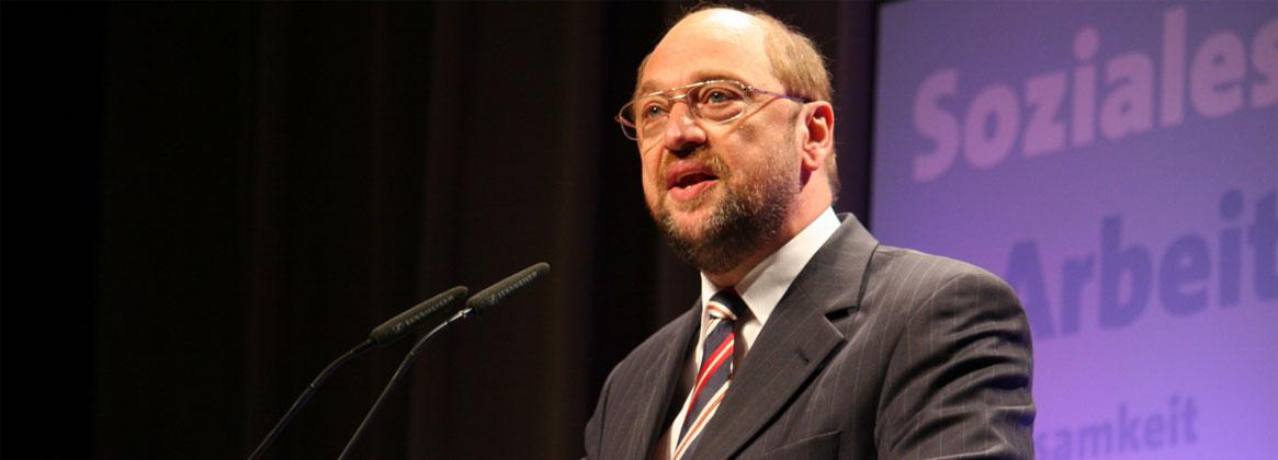 Conferencia de Martin Schulz en Derecho